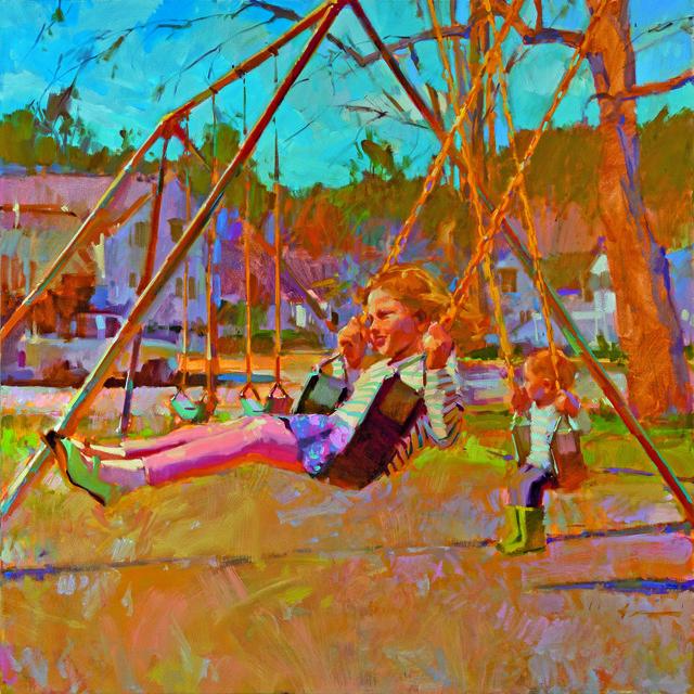 , 'Swingset,' , Dowling Walsh