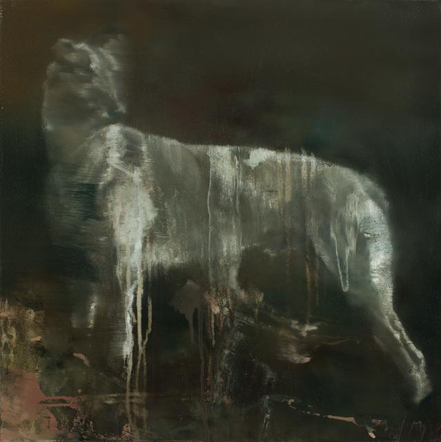 , 'I Goyas atelier I,' 2015, Galleri Brandstrup