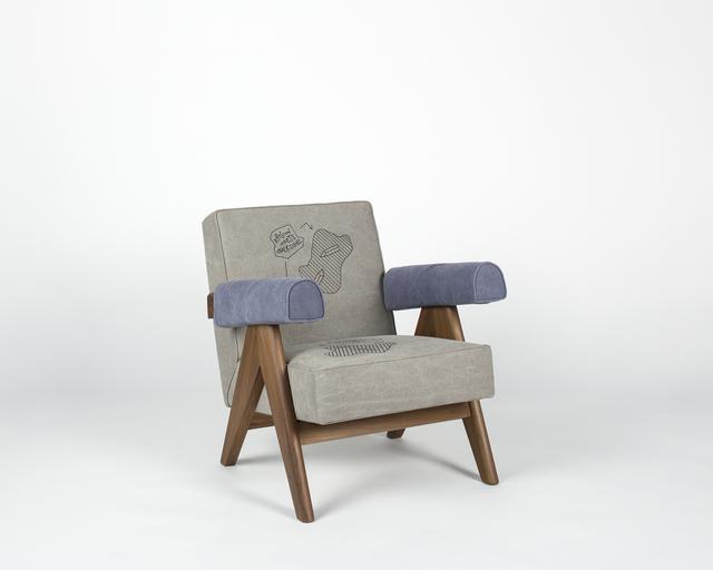 , 'India Lounge Chair III,' 3019, Friedman Benda