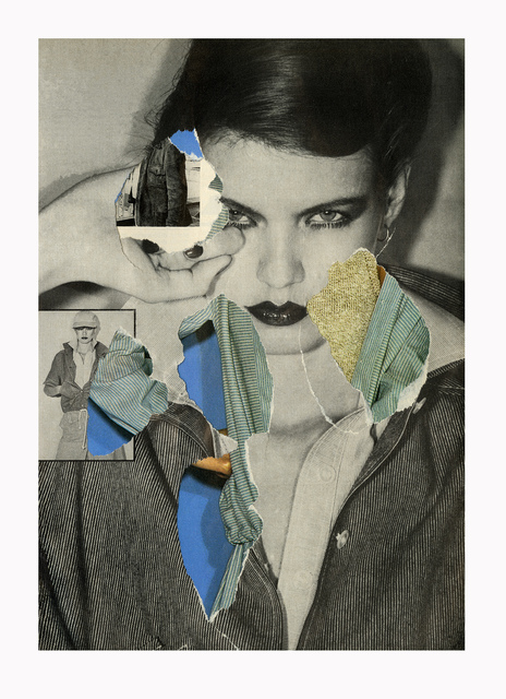 Ehryn Torrell, 'Secondary Collage [02]', 2017, Dellasposa