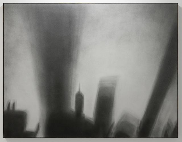 , 'Self-Portrait (Drawing),' 2012, Cristin Tierney