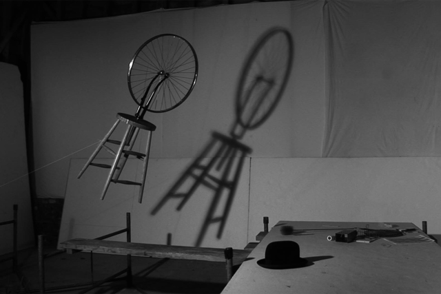 Richard Hamilton, 'Ready-made Shadows', 2005-2006, Print, Piezo pigment print on Angelica paper, Carolina Nitsch Contemporary Art