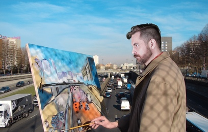 Sean Fader, '365 Profile Pics 34/265,' , Spring/Break: Benefit Auction 2017
