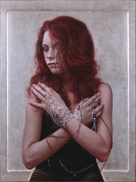 , 'Language of the Hands,' , Sirona Fine Art