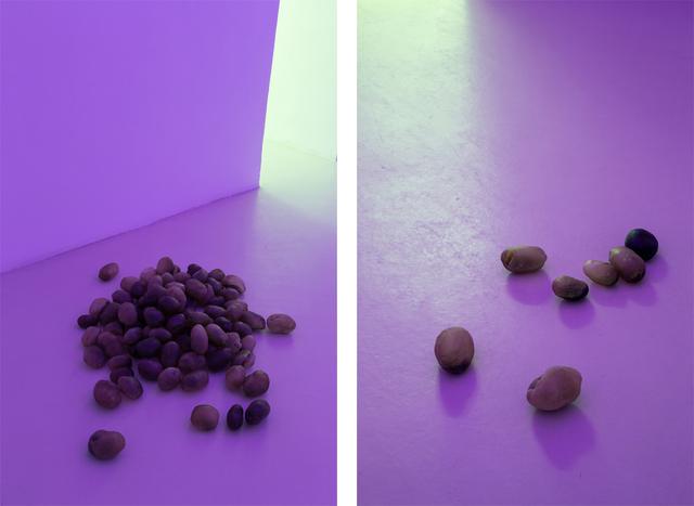, 'Campo di patate,' 2014, Umberto Di Marino