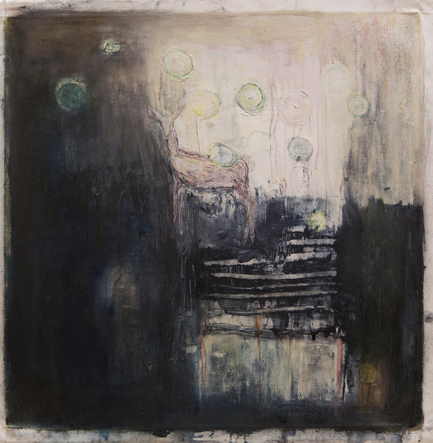 , 'Stair,' 2017, Nancy Margolis Gallery