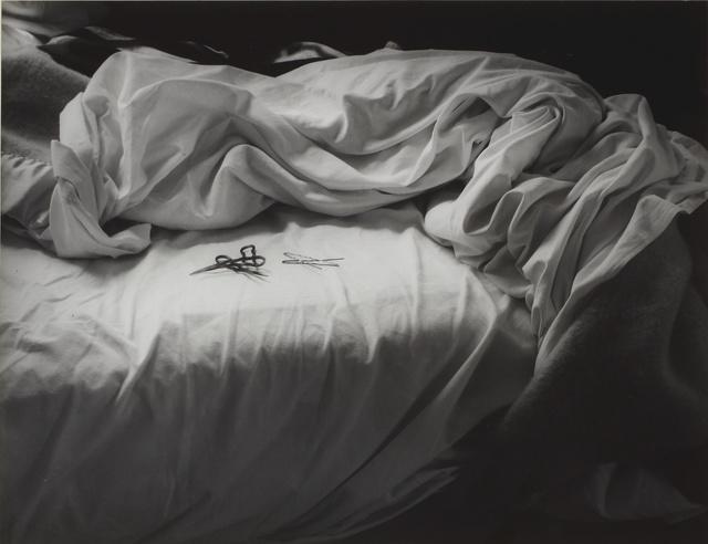 Imogen Cunningham, 'Unmade Bed', Sotheby's