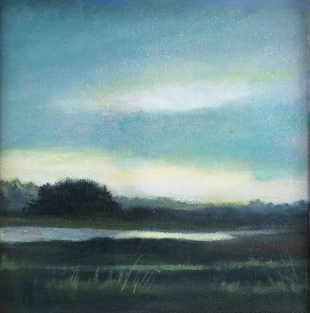 Judy Reynolds, 'North Sky', 2017, Carrie Haddad Gallery