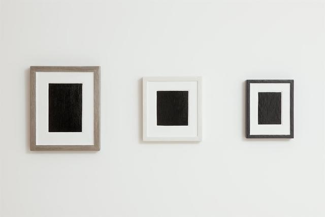 , 'Collection of Three Plaster Surrogates,' 1984, MARUANI MERCIER GALLERY