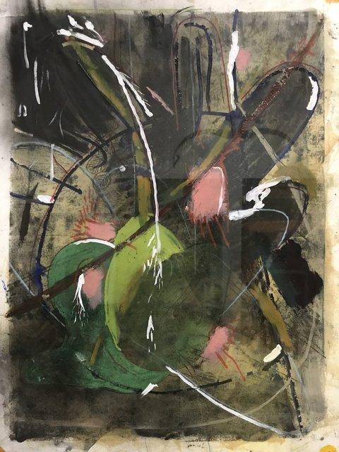 , 'LINEAR PARK #3,' 2017, Dab Art