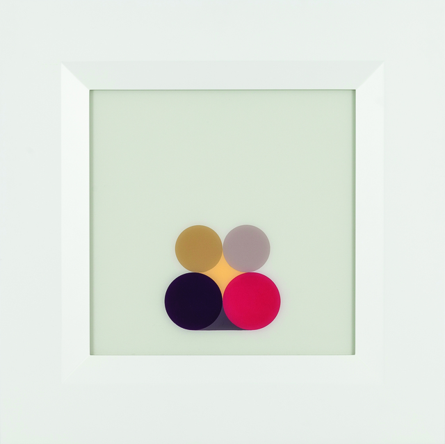 , 'Gray Still Life With Purples   ,' 2003, Oeno Gallery