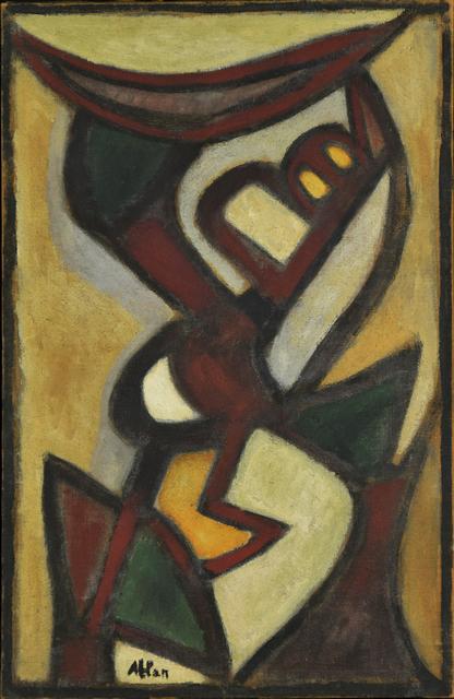 Jean-Michel Atlan, 'Composition ', ca. 1958, Stern Pissarro
