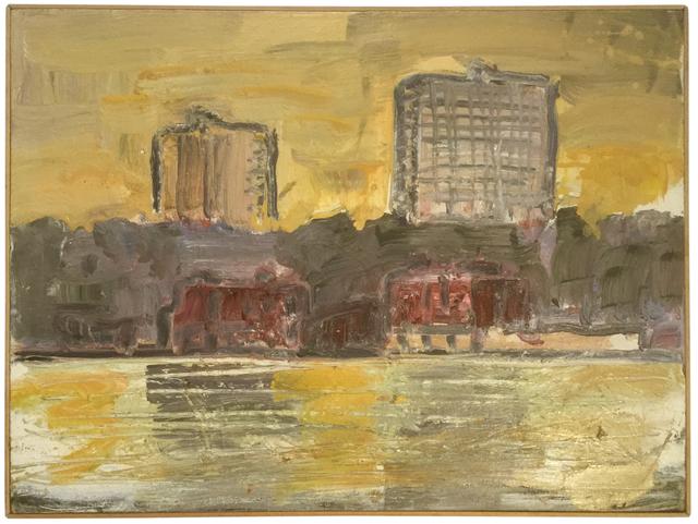 Jim St Clair, 'Edgewater', 2005, Walter Wickiser Gallery