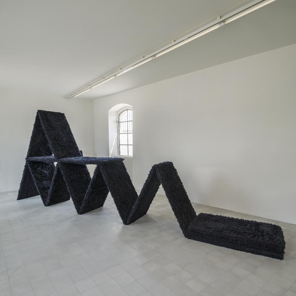 Exhibition view of 'An Introduction' at Fondazione Prada Milano, 2015. Photo: Attilio Maranzano. Courtesy Fondazione Prada