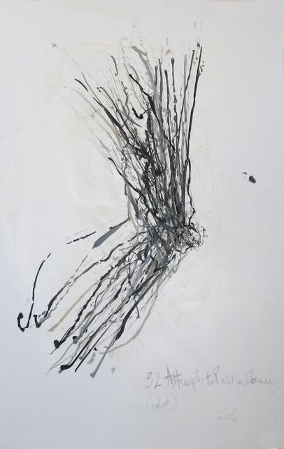, '32 Attempts to Paint a Corner,' 2013, Museum Dhondt-Dhaenens