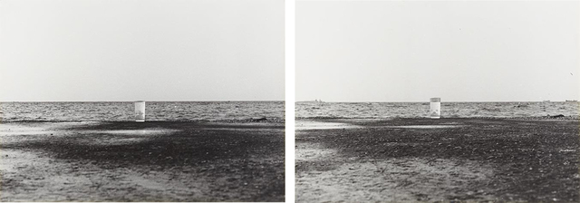 , 'Untitled (glass and sea),' 1973, Taka Ishii Gallery