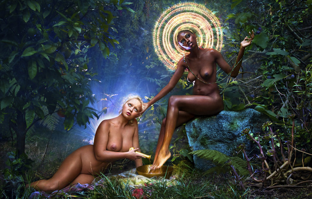 David LaChapelle, 'We Forgave Deeply Then Love Flooded Our Hearts', 2017, Alex Daniels - Reflex Amsterdam