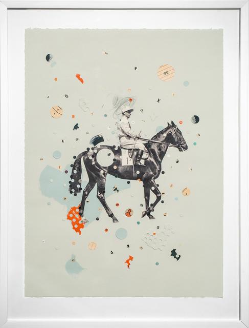 , 'Likes Horses (Swipe Left),' 2018, Paradigm Gallery + Studio