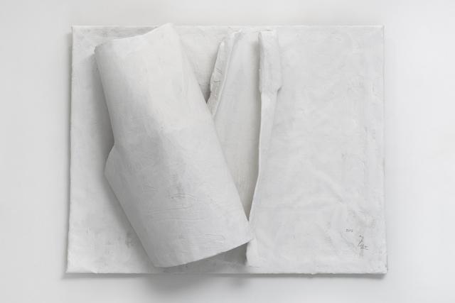 , 'Blanquear las cortinas de Hannah,' 2017, GRIMM