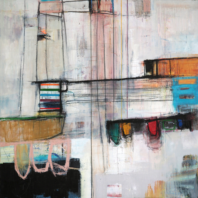 Morten Lassen, 'Infiltrated M', 2017, Galleri Hera