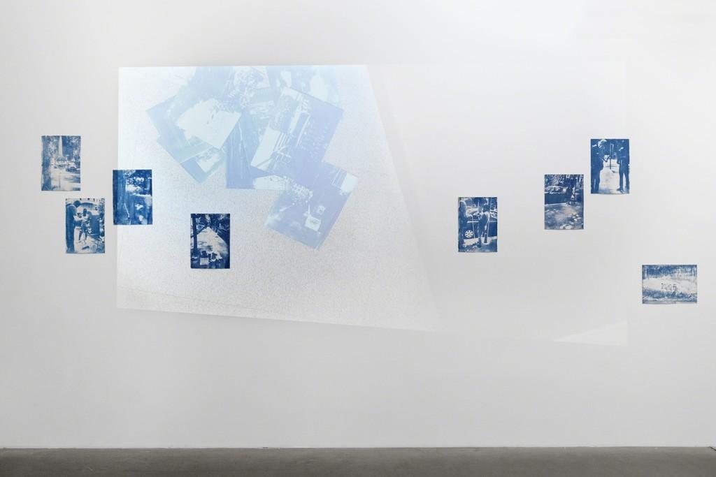 Exhibition view, 2018, Galerie EIGEN + ART Berlin, Photo: Uwe Walter, Berlin