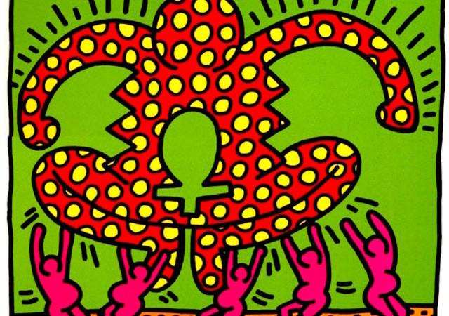 Keith Haring, 'Fertility  Plate 5', 1983, Kings Wood Art