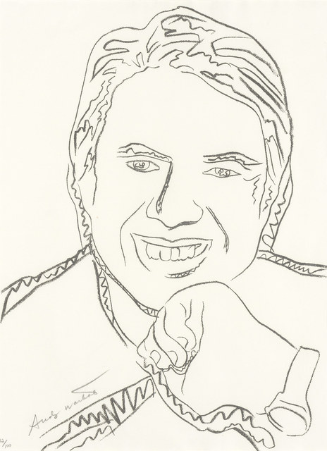 Andy Warhol, 'JIMMY CARTER (F./S. II.152)', 1977, Doyle