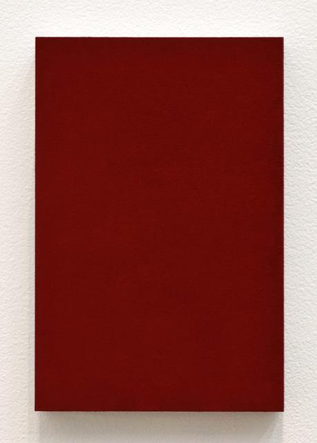 , '050k Red 23182,' 2014, Betty Cuningham
