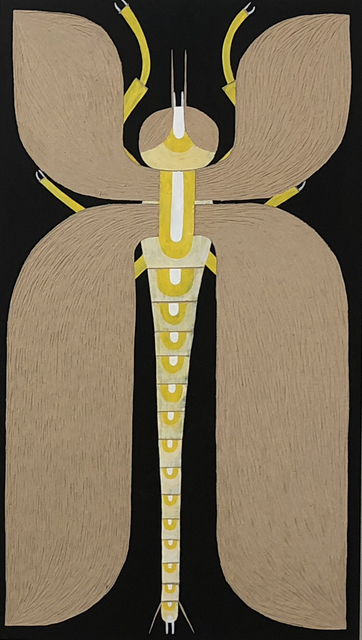 , 'Yellow Dragonfly,' 2015, Galerie SOON