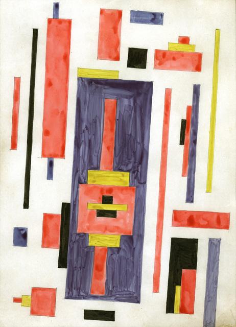 , 'Suprematist Composition,' 1920-1921, Annely Juda Fine Art