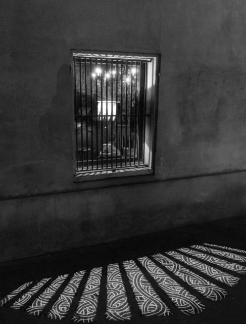 , 'Derrière les grilles,' 2016, Galerie Geraldine Banier