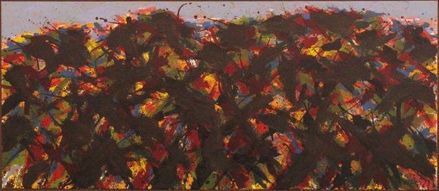 , 'Schmale Waldlandschaft,' 1993, Galerie Klose