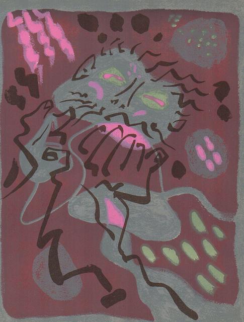, 'La prophétie bourgoise,' 1962, Hans den Hollander Prints