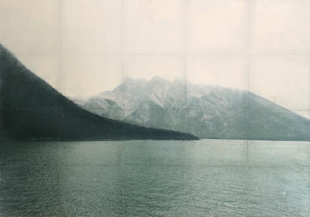 , 'Emerald Lake,' 2013, Newzones