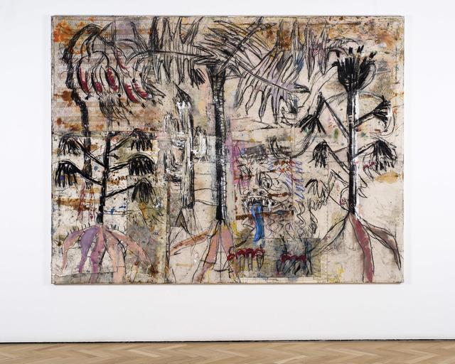 , 'Trees (with Lion),' 2018, Vigo Gallery