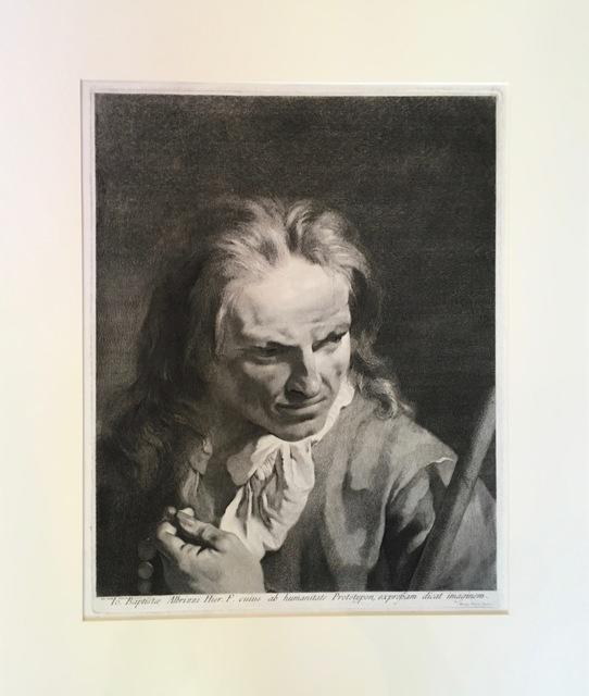 , 'Giovanni Battista Albrizzi,' ca. 1750, Pia Gallo