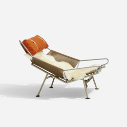Flag Halyard lounge chair