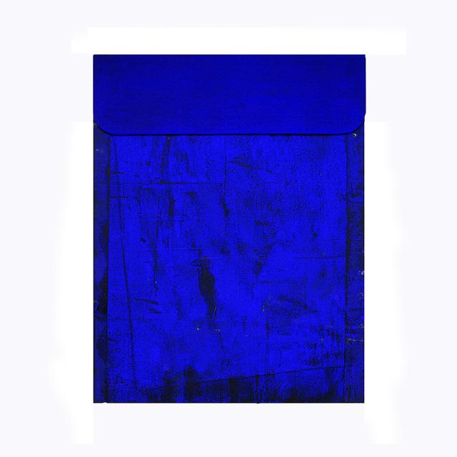Jaime Poblete, 'Untitled Blue', 2018, Artig Gallery