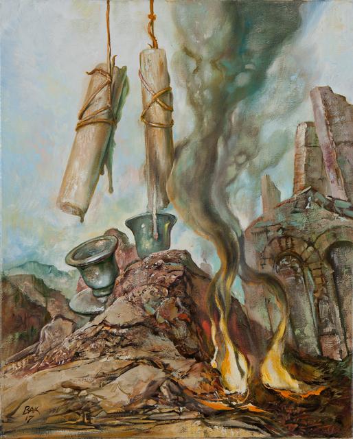 Samuel Bak, 'Unextinguished', 2017, Pucker Gallery