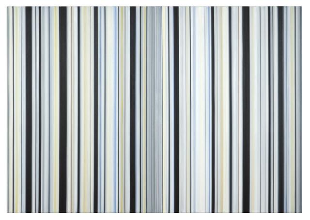 , 'Stripes Nr. 108 + 109,' 2016, Leslie Feely