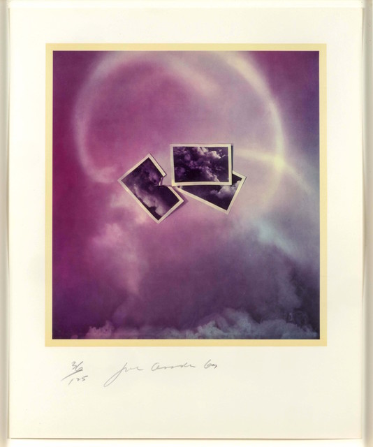 , 'Photo Cloud (Purple),' 1969, Leslie Sacks Gallery