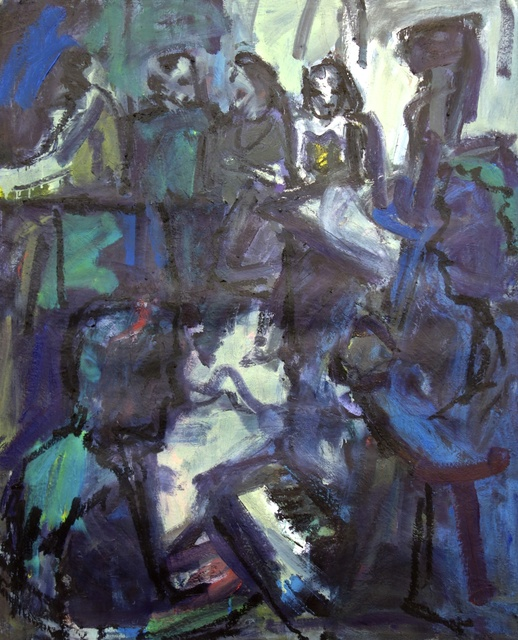 , 'Second Set,' 2015, Stuart & Co. Gallery