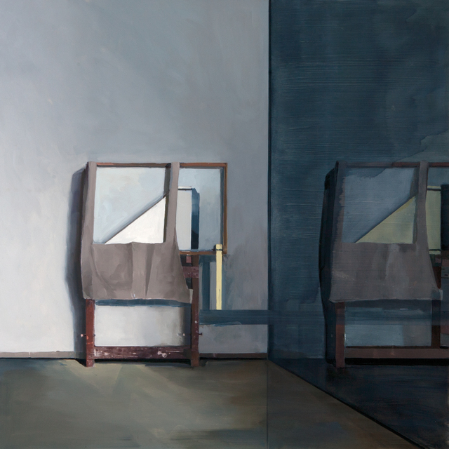 , 'Easel Holding the Still Life; 11:07am and 5:15pm (Late Winter),' 2019, Dowling Walsh