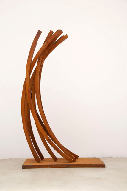 , '87.5˚ Arc x 8,' 2012, Michael Fuchs Galerie