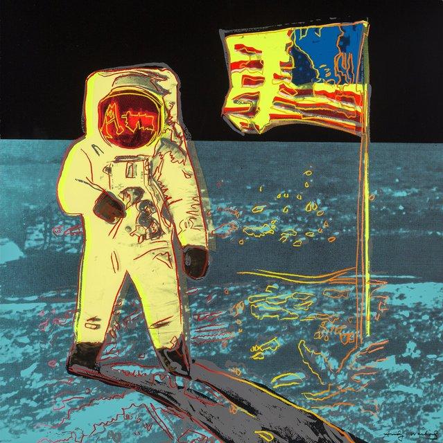 Andy Warhol, 'Moonwalk', 1987, Heritage Auctions