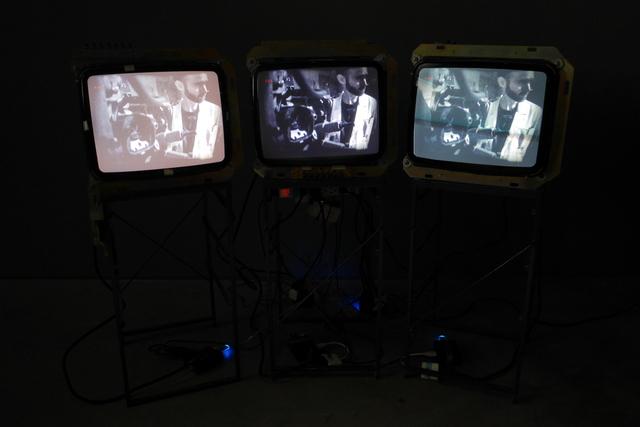 , 'Black Box,' 2017, Double Square Gallery