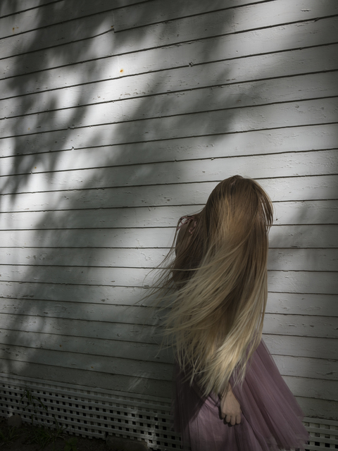 , 'Hair in Sunlight,' , Dowling Walsh