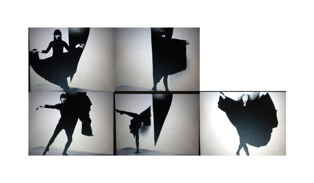 Esther Planas, 'Dance Psicogeometrique / Film Still 2007 / Love Is a Mortal Sin/ All Cats are Grey', 2020, Photography, Set of 5 Giclee Print on Hahnemühle Photo Rag 308gsm, IFAC Arts