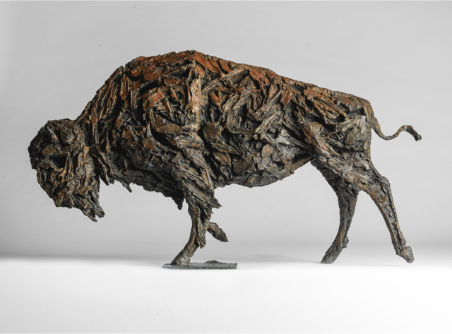 Joseph Paxton, 'Tatanka', Hugo Galerie