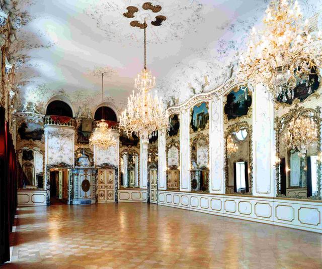 , 'Schloss St. Emmeram Regensburg XI,' 2003, Park Ryu Sook Gallery